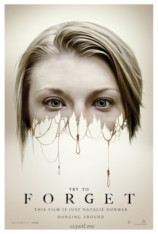 The Forest 01 poster (WTF Saint Pauly)