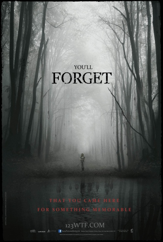 The Forest 43 Poster 03 (WTF Saint Pauly)