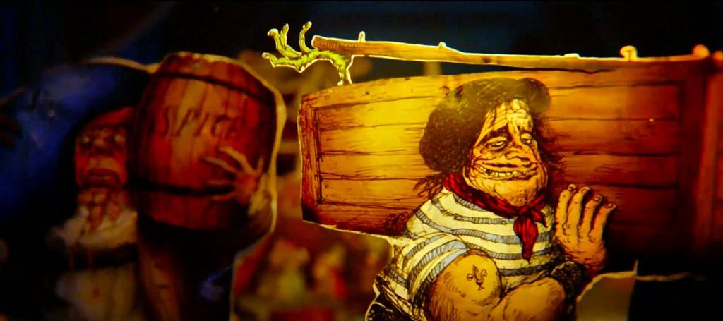 Pride & Prejudice & Zombies 07 SC French (WTF Watch The Film Saint Pauly)