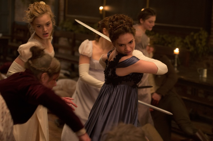 Pride & Prejudice & Zombies 13 (WTF Watch The Film Saint Pauly)