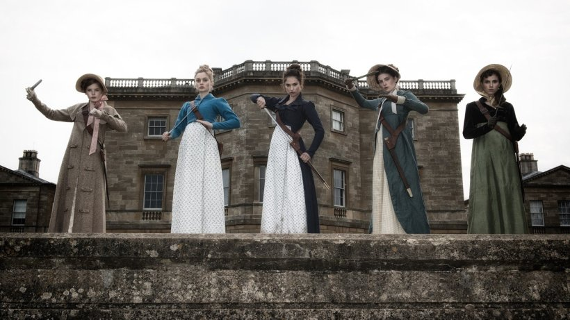 Pride & Prejudice & Zombies 18 (WTF Watch The Film Saint Pauly)
