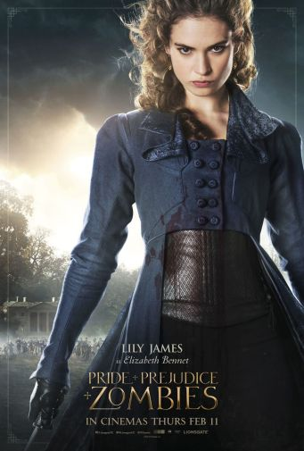 Pride & Prejudice & Zombies 23 (WTF Watch The Film Saint Pauly)