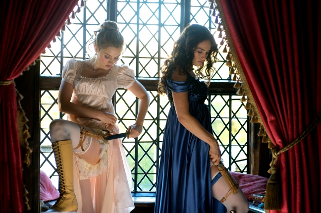 Pride & Prejudice & Zombies 25 (WTF Watch The Film Saint Pauly)