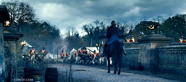 Pride & Prejudice & Zombies 28 SC Horse's ass (WTF Watch The Film Saint Pauly)