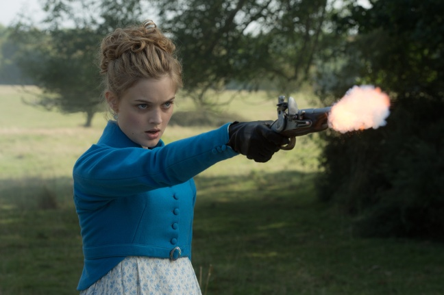 Pride & Prejudice & Zombies 34 (WTF Watch The Film Saint Pauly)