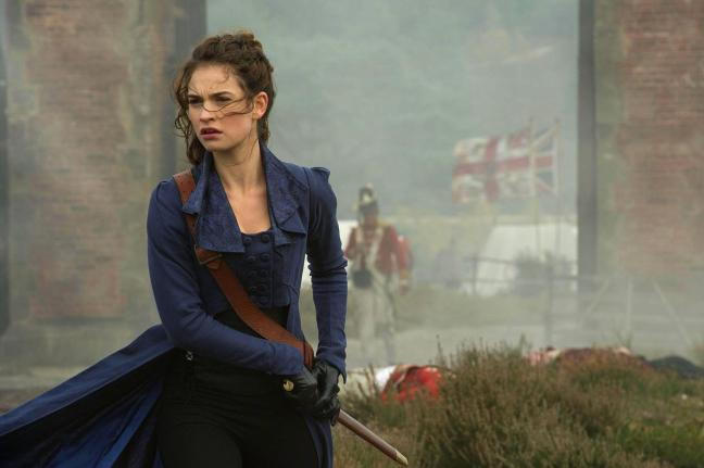 Pride & Prejudice & Zombies 35 (WTF Watch The Film Saint Pauly)
