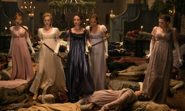 Pride & Prejudice & Zombies 36 (WTF Watch The Film Saint Pauly)