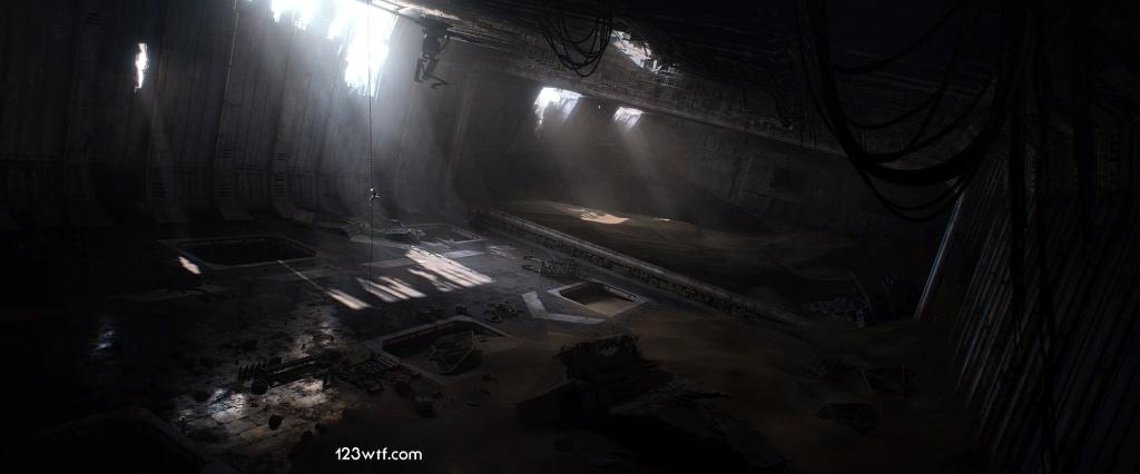 The Force Awakens 08 SC Finalizer (WTF Watch The Film Saint Pauly)