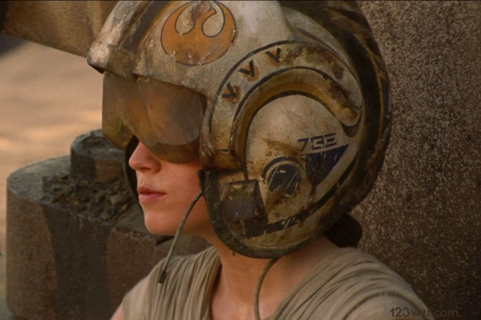 The Force Awakens 12 SC helmet (WTF Watch The Film Saint Pauly)