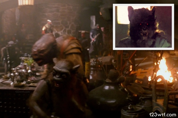 The Force Awakens 31 Collage Werewolf (WTF Watch The Film Saint Pauly)