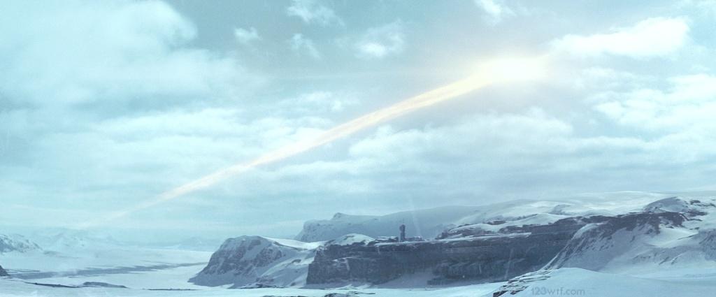 The Force Awakens 44 SC Solar power (WTF Watch The Film Saint Pauly)