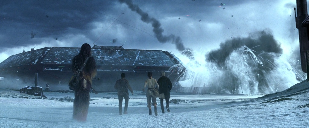 The Force Awakens 47 SC They need help (WTF Watch The Film Saint Pauly)