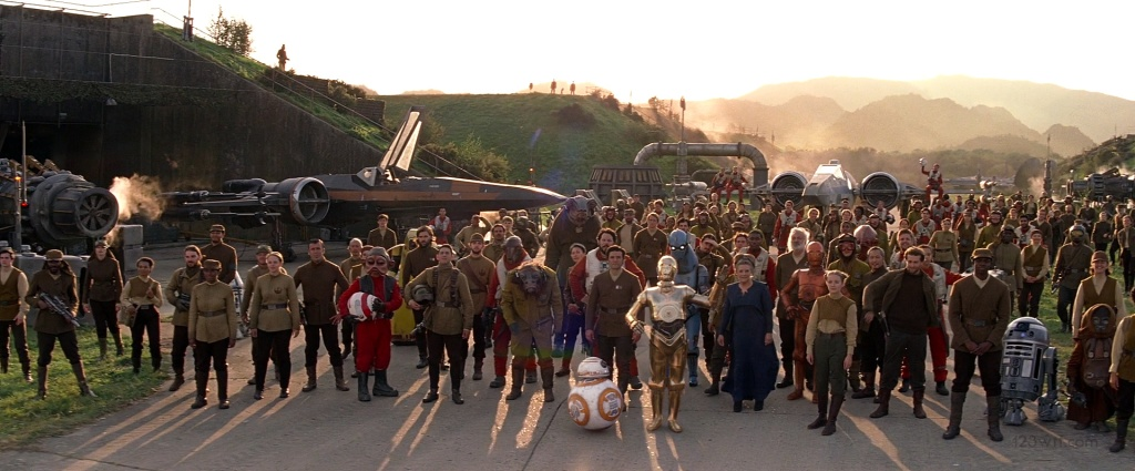 The Force Awakens 53 SC Bon Voayge (WTF Watch The Film Saint Pauly)
