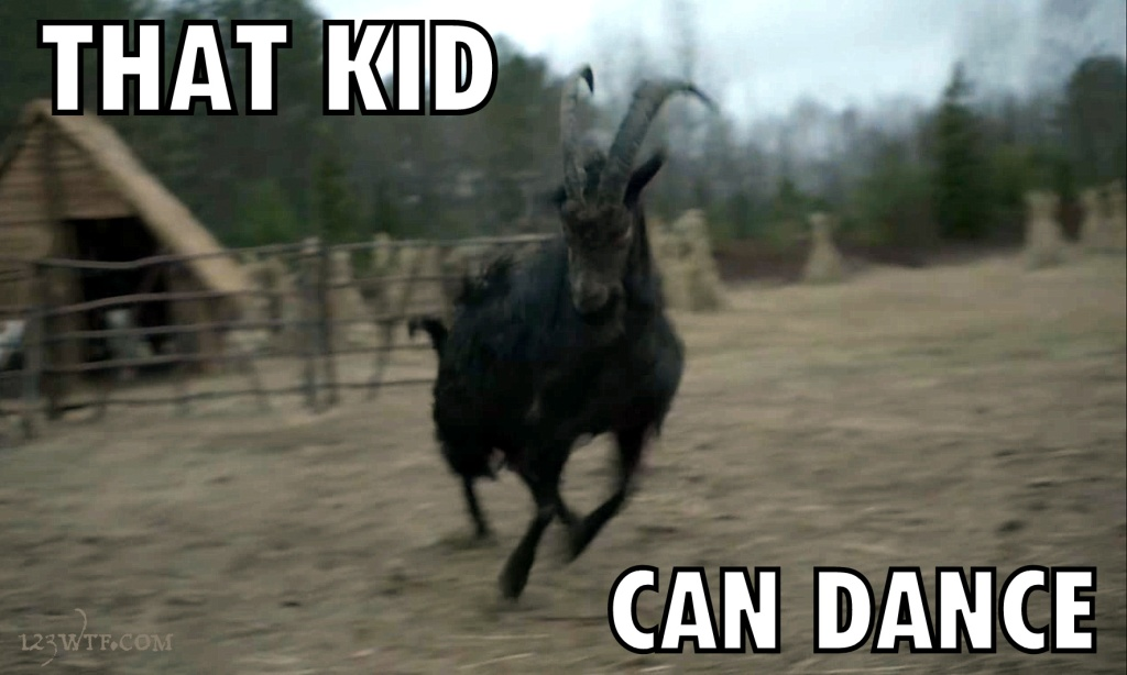 The Witch 43 meme That kid can dance (WTF Watch The Film Saint Pauly)
