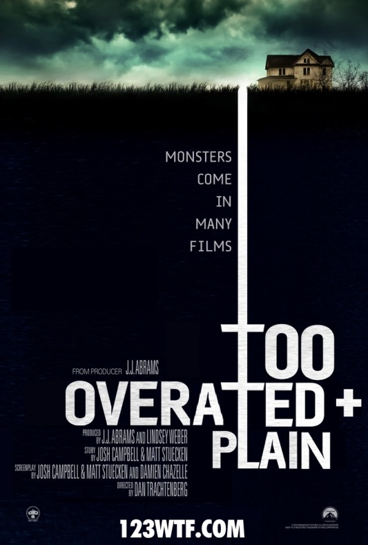 10 Cloverfield Lane 01 poster WTF Watch The Film Saint Pauly