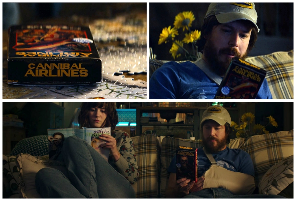 10 Cloverfield Lane 15 Collage When you're fed up with the flight attendant WTF Watch The Film Saint Pauly