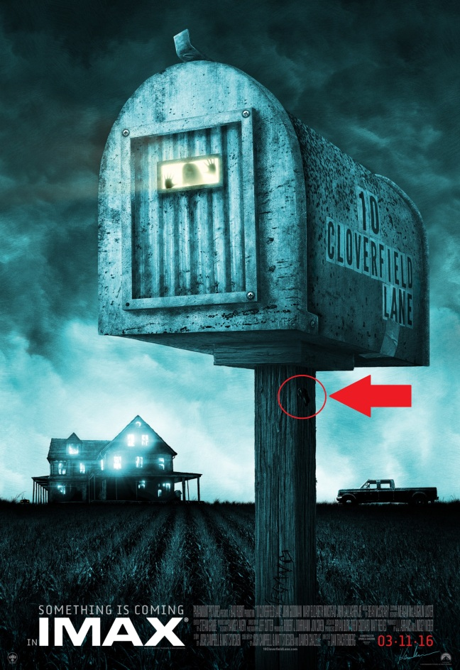 10 Cloverfield Lane 50 poster help WTF Watch The Film Saint Pauly