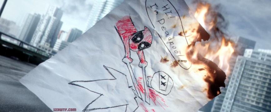 Deadpool 04 SC Quick draw (WTF Watch The Film Saint Pauly)