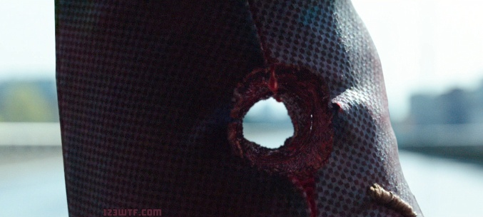 Deadpool 09 SC See right through him (WTF Watch The Film Saint Pauly)