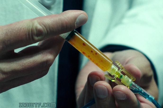 Deadpool 27 SC Bloody medecine (WTF Watch The Film Saint Pauly)