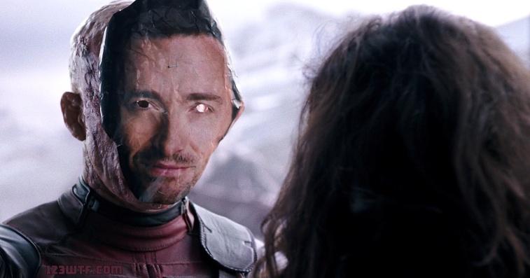 Deadpool 48 SC Masking his feelings (WTF Watch The Film Saint Pauly)