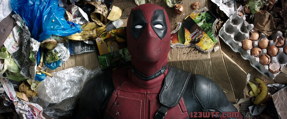 Deadpool 54 SC Down in the dumps (WTF Watch The Film Saint Pauly)
