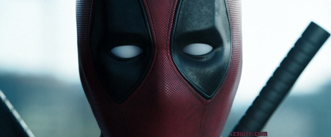 Deadpool 73 SC Blank stare (WTF Watch The Film Saint Pauly)