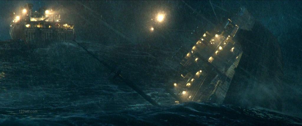 The Finest Hour 07 SC Big Ship Half Off (WTF Watch the Film Saint Pauly)