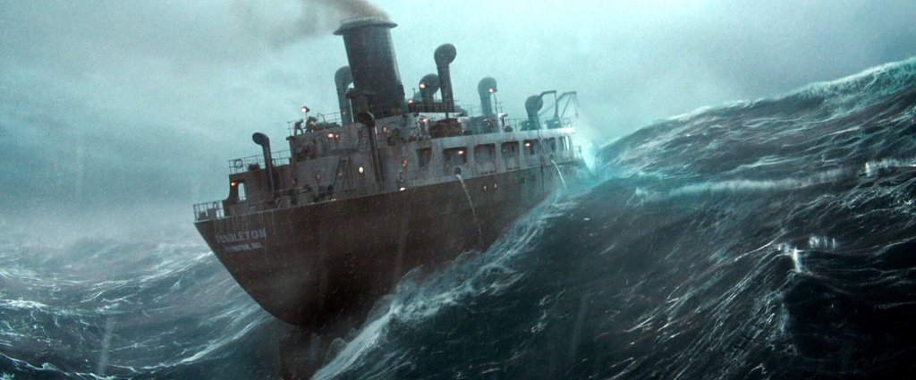 The Finest Hour 16 SC The Pendleton is all washed up (WTF Watch the Film Saint Pauly)