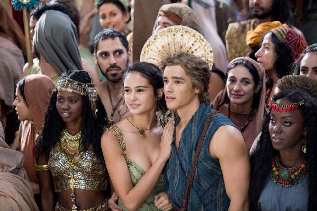 Gods of Egypt 02 (WTF Watch The Film Saint Pauly)