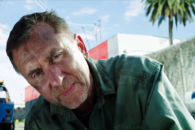 Hardcore Henry 42 SC I wish Tim Roth were my father WTF Watch The Film Saint Pauly