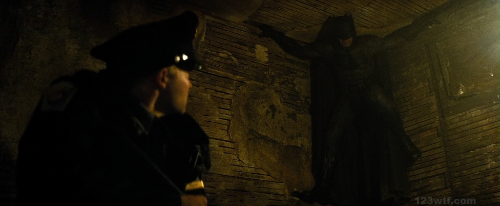 Batman v Superman 12 SC Batman is cornered WTF Watch The Film Saint Pauly