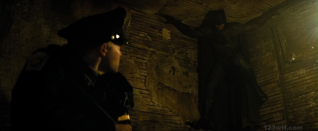 Batman v Superman 12 SC Batman is cornered WTF Watch The Film Saint Pauly