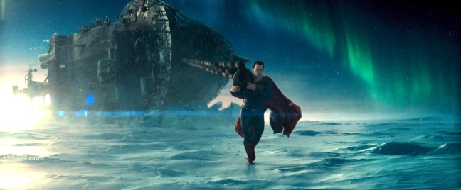 Batman v Superman 26 SC Watch out for teh iceberg WTF Watch The Film Saint Pauly