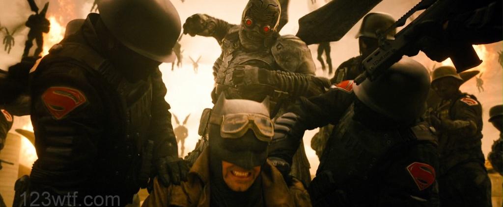 Batman v Superman 30 SC Have some punch, Batman WTF Watch The Film Saint Pauly