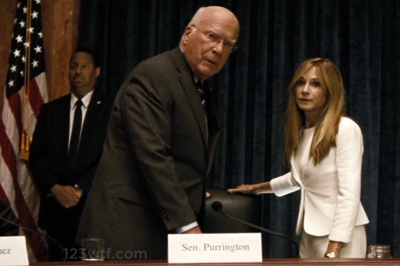 Batman v Superman 35 SC Senator Leahy cameo WTF Watch The Film Saint Pauly