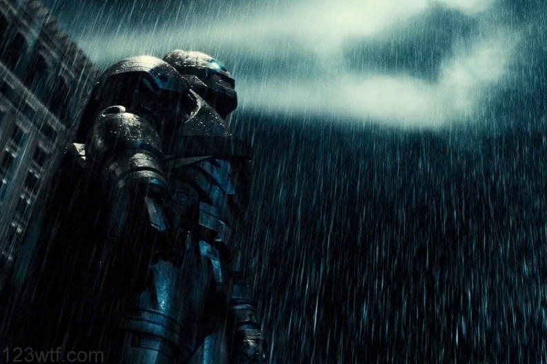 Batman v Superman 49 SC The raining champion WTF Watch The Film Saint Pauly