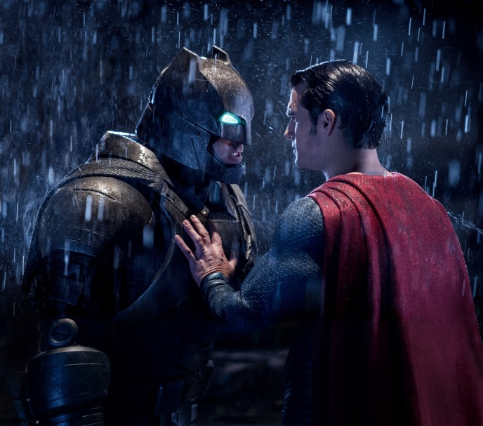 Batman v Superman 51 WTF Watch The Film Saint Pauly