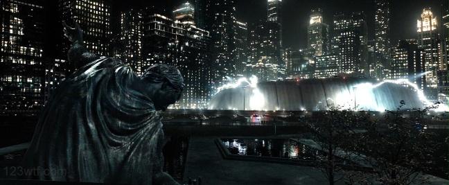 Image result for metropolis batman v superman