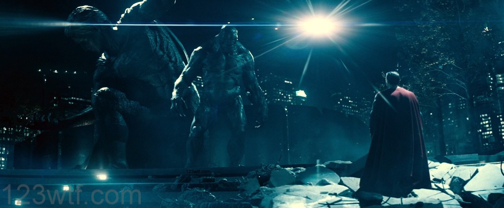 Batman v Superman 62 SC 'You look smaller in real life' WTF Watch The Film Saint Pauly
