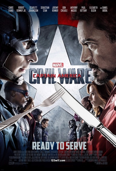 WTF!? review of Captain America: Civil War