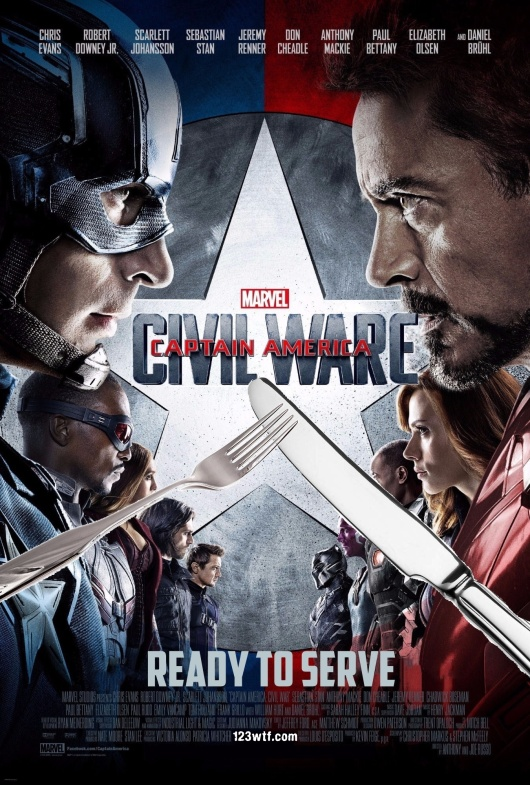 Captain America Civil War 01 poster wtf Watch The Film Saint Pauly