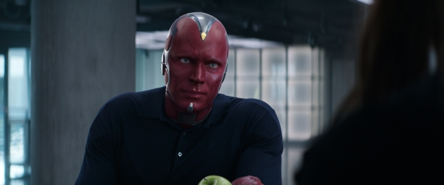 Boy, is his face red!