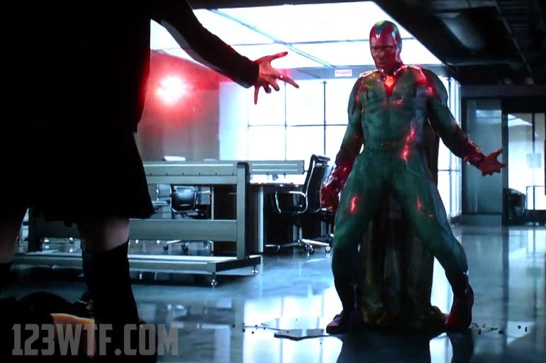 Captain America Civil War 36 SC She makes his blood boil WTF Watch The Film Saint Pauly