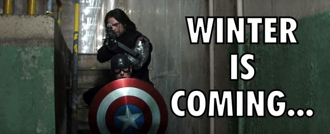 Captain America Civil War 72 meme Winter is coming WTF Watch The Film Saint Pauly