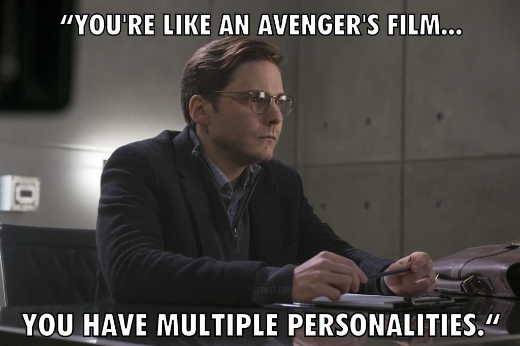 Captain America Civil War 74 meme You're like an Avengers film WTF Watch The Film Saint Pauly