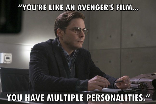Captain America Civil War 74 meme You're like an Avengers film WTF Watch The Film Saint Pauly