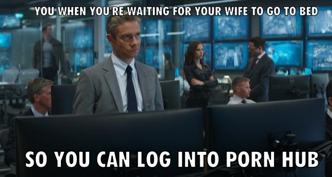 Captain America Civil War 76 meme YFW Porn Hub WTF Watch The Film Saint Pauly