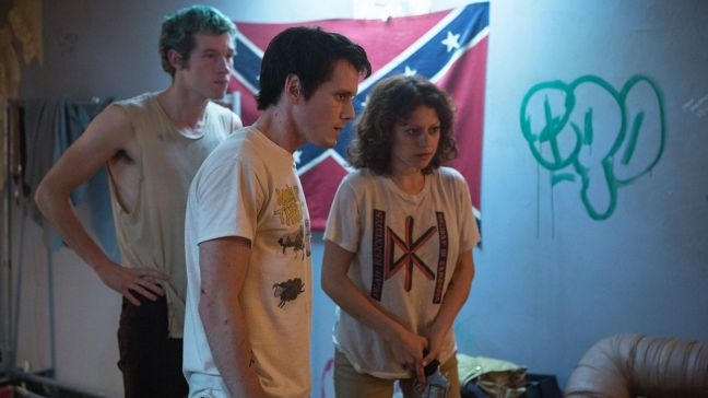 Green Room 41 WTF Watch the Film Saint Pauly
