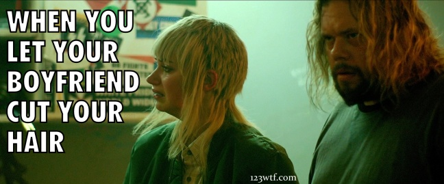 Green Room 44 meme When you let your bf cut your hair WTF Watch the Film Saint Pauly